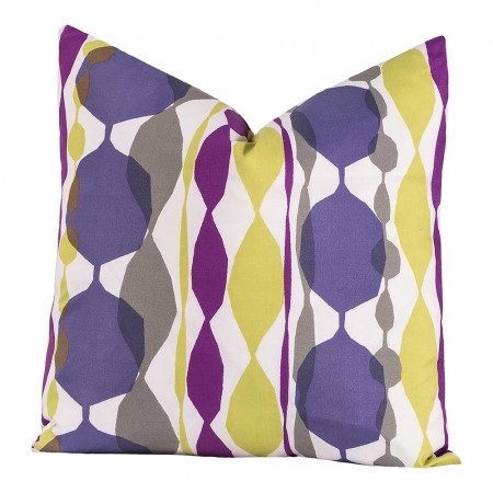 Crayola Be Jeweled Square Pillow - 16 X 16 Square