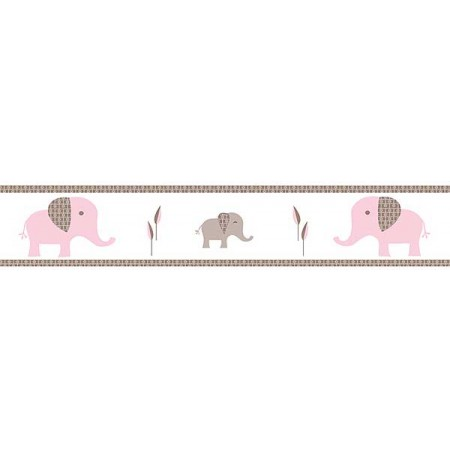 Elephant Wall Border