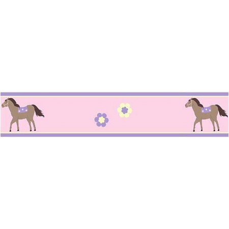 Pony Wall Border