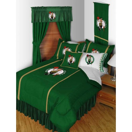 Boston Celtics Sideline Comforter
