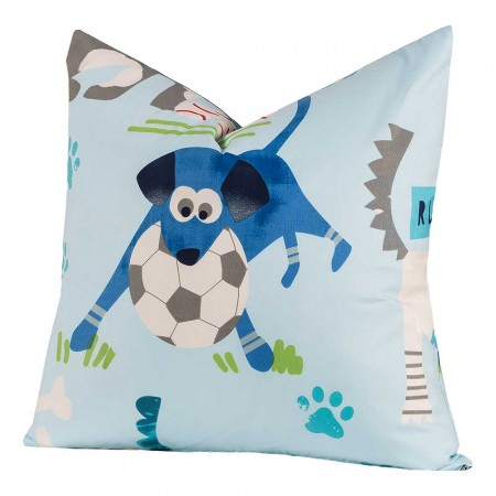 Crayola Chase Your Dreams Square Pillow - 16 X 16 Square