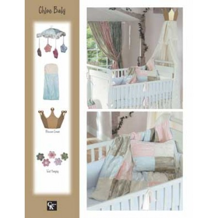 Chloe Crib Pillow