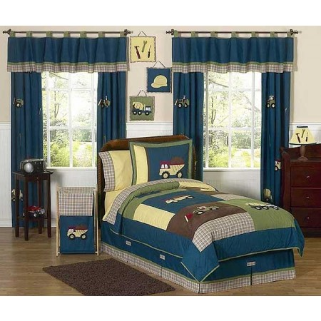 Construction Bedding Set - 4 Piece Twin Size By Sweet Jojo Designs