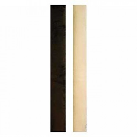 Wonder Bumper - Cream & Chocolate Brown - 2 Pack