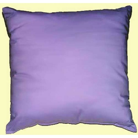 300 Thread Count 100% Cotton Solid Color 18 X 18 Square Accent Pillow - Select from 8 Colors