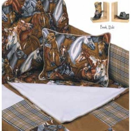 Derby Bunkie Comforter - Toddler Bedding