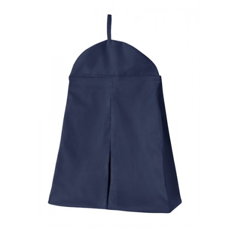 Solid Navy Blue Diaper Stacker