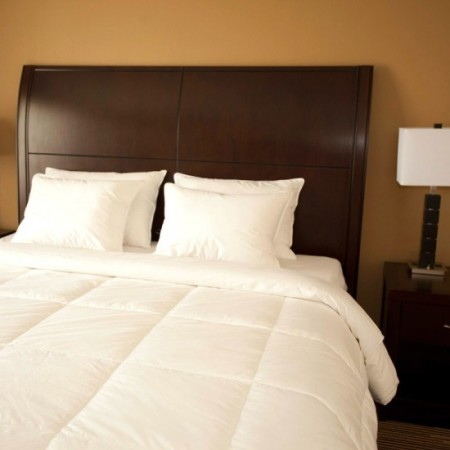 600 Fill Power White Goose Down Comforter