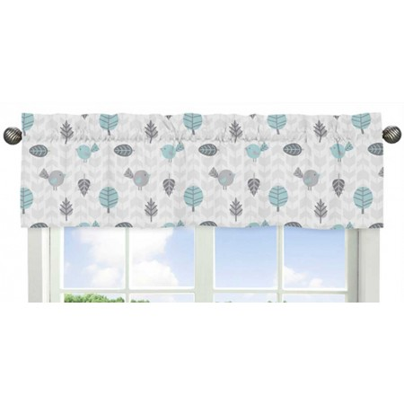 Earth and Sky Valance