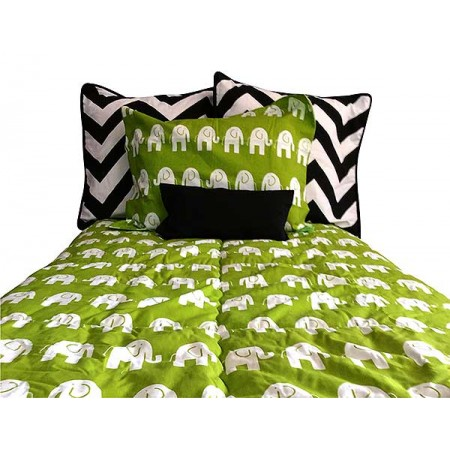 Little Ele Bunkbed Hugger Comforter by California Kids