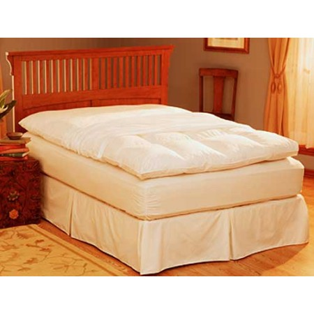 Pacific Coast Feather Bed Cover - Queen Size - Clearance