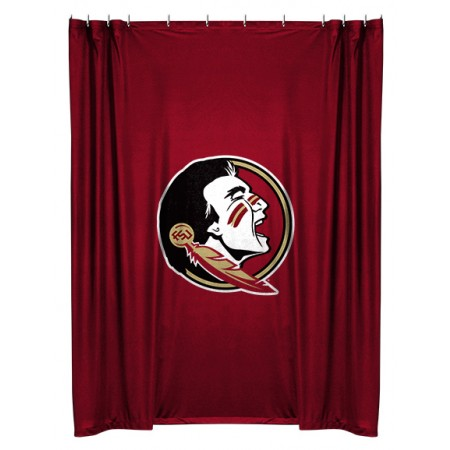 Florida State Seminoles Shower Curtain (New Logo)