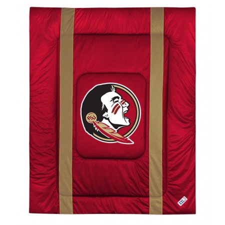 Florida State Seminoles Comforter - Sideline Collection (New Logo)