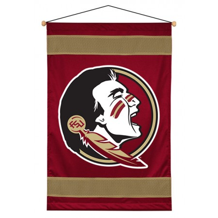 Florida State Seminoles Wall Hanging - Sideline Collection (New Logo)