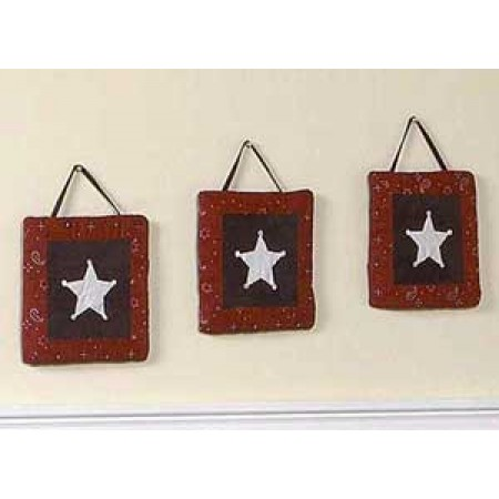 Wild West Cowboy Western Wall Hanging