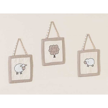 Little Lamb Wall Hanging