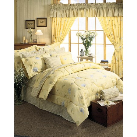 Laura Comforter Set - Twin Size