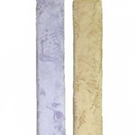 Wonder Bumper - Lavender & Latte - 2 Pack