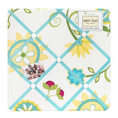 Layla Fabric Memo Board