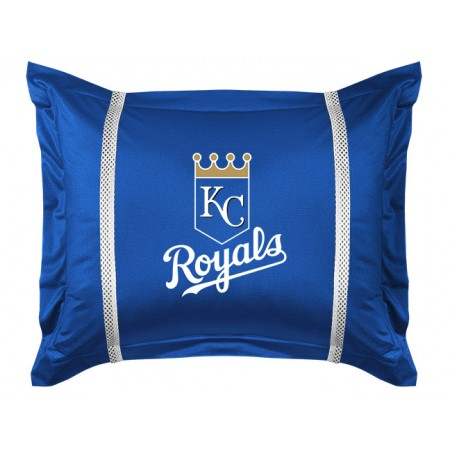 Kansas City Royals Sideline Pillow Sham