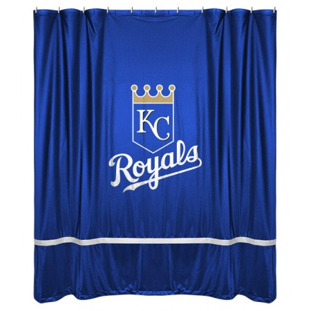 Kansas City Royals Shower Curtain