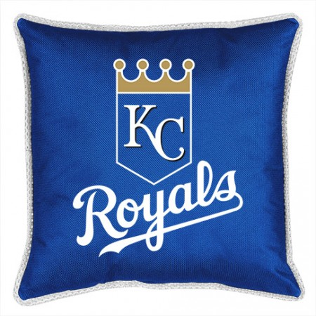 Kansas City Royals Sideline Pillow