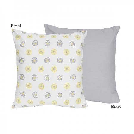 Mod Garden Accent Pillow