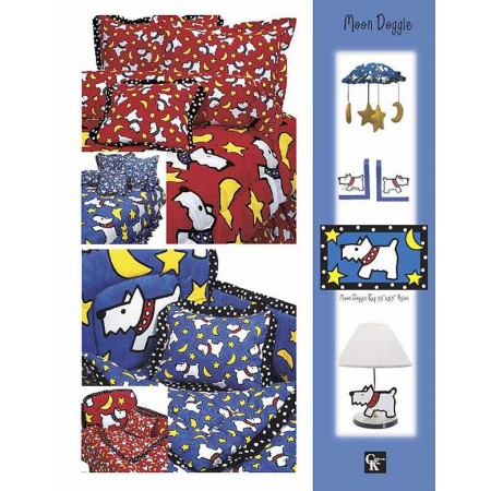 Moon Doggie Window Valance