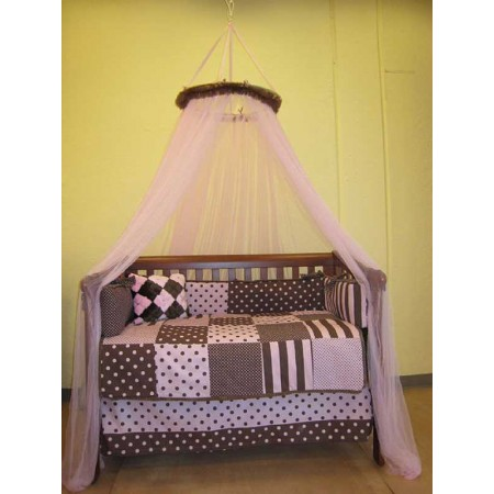 Moxi 4 Piece Crib Bedding Set by California Kids