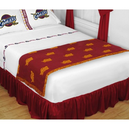 Cleveland Cavailers Throw Blanket - Bed Runner