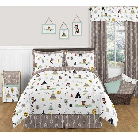 Outdoor Adventure Comforter Set - 3 Piece Full/Queen Size by Sweet Jojo Designs