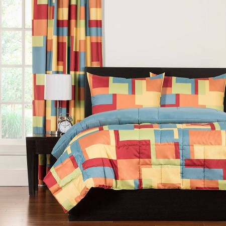 Crayola Paint Box Comforter Set - Full Size