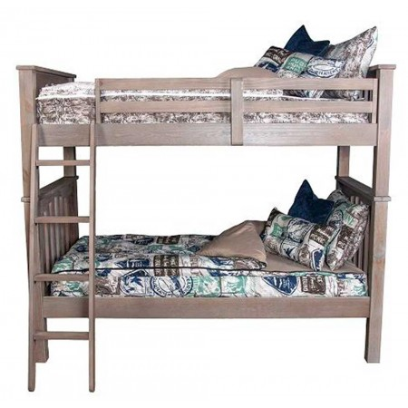 Parks & Rec Twin Size 2 Piece Bunkie Set