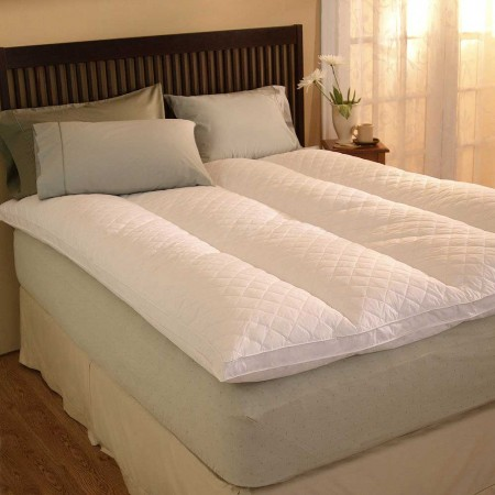 Pacific Coast Euro Rest Feather Bed - California King Size