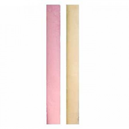 Wonder Bumper Vertical Crib Liners - Pink & Cream - 2 Pack