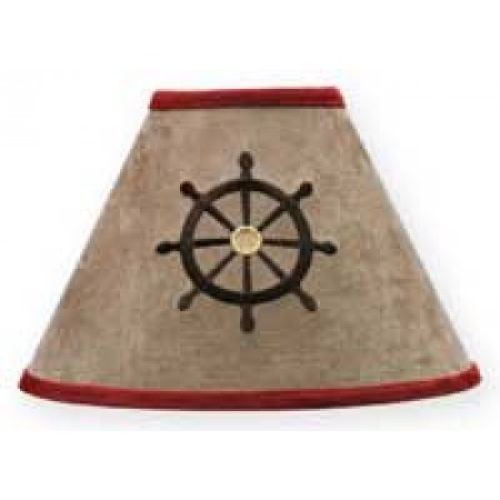 Pirate Treasure Cove Lamp Shade