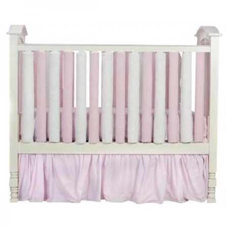 Wonder Bumper - Pink & Cream - 24 Pack