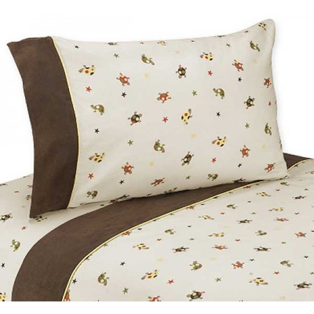 Forest Friends Twin Size Sheet Set
