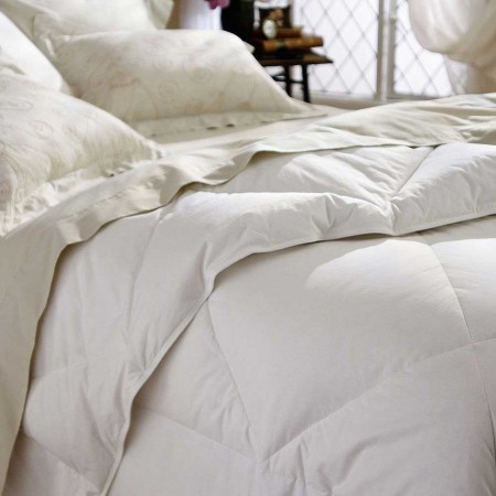 Restful Nights All-Natural Down Comforter - Twin Size