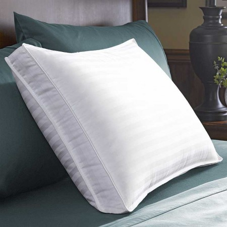 Restful Nights Down Surround Pillow - Firm Density - Standard Size