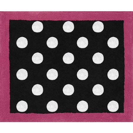 Hot Dot Floor Rug