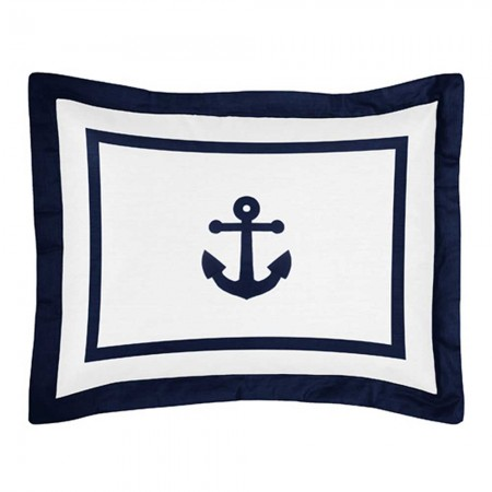 Anchors Away Pillow Sham