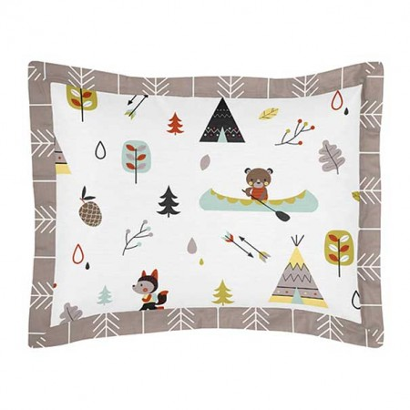 Outdoor Adventure Pillow Sham