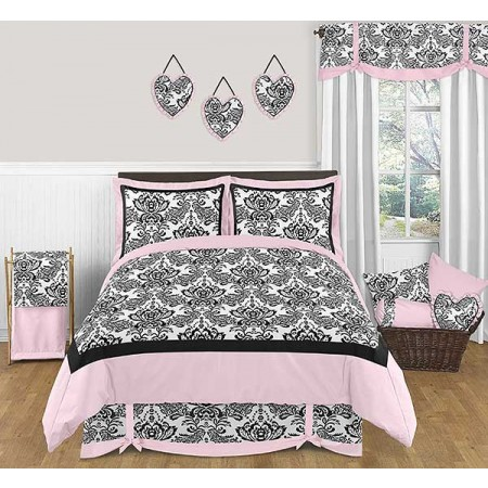 Sophia Comforter Set - 3 Piece Full/Queen Size By Sweet Jojo Designs