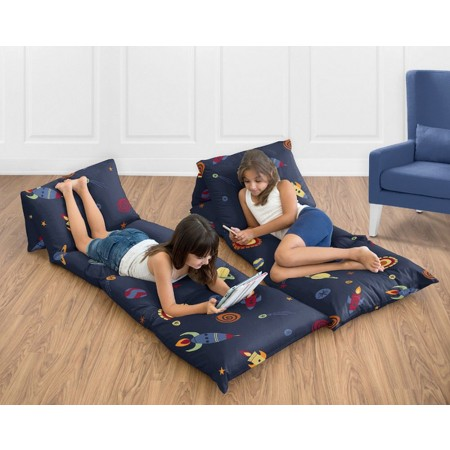 Space Galaxy Pillow Case Lounger