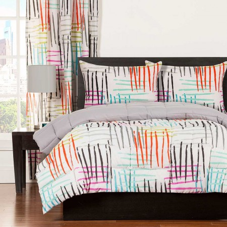 Crayola Stroke of Genius Comforter Set - Full Size