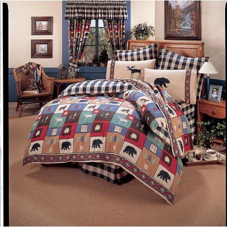 The Woods Comforter Set - King Size