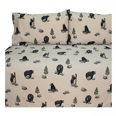 The Bears Sheet Set - Queen Size