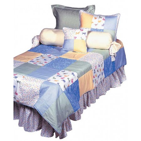 Two By Two Sheet Set (Solid Color)