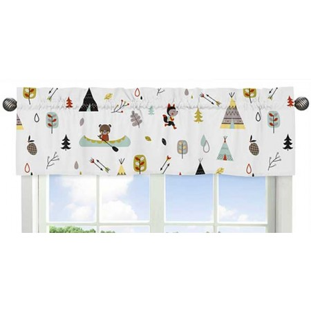 Outdoor Adventure Valance